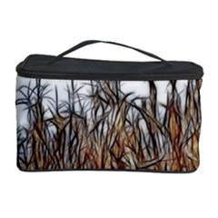 Abstract of a Cornfield Cosmetic Storage Case