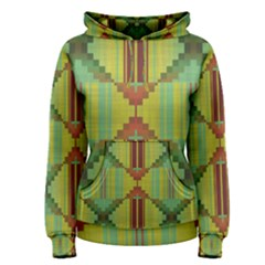 Tribal shapes Pullover Hoodie