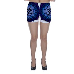Ohm Lotus 01 Skinny Shorts