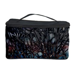 Abstract Sunset Tree Cosmetic Storage Case