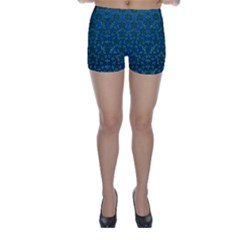 Cebu Turtles Skinny Shorts