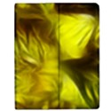 Abstract Yellow Daffodils Apple iPad 3/4 Flip Case View1