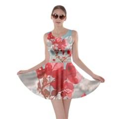 Flowers in the Sky Skater Dress