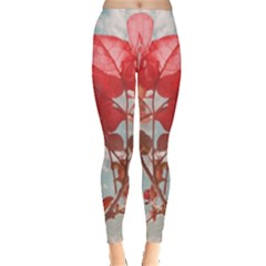 Flowers in the Sky Leggings