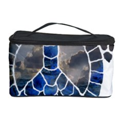 Peace Turtle Cosmetic Storage Case