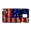 American Flag Mosaic Samsung Galaxy Note 4 Hardshell Case View1