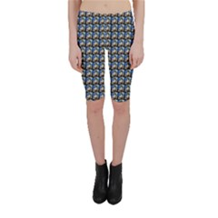 Prince Repeated Cropped Leggings