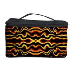 Tribal Art Abstract Pattern Cosmetic Storage Case