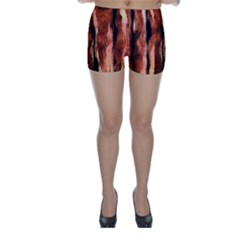 Bacon Skinny Shorts