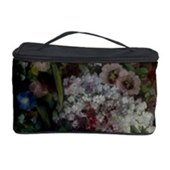 Courbet Bouquet Of Flowers In Vase Cosmetic Storage Case