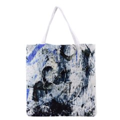 Abstract11 Grocery Tote Bag