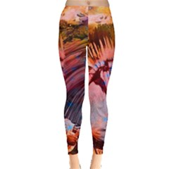 Astral Dreamtime Leggings