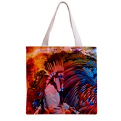 Astral Dreamtime Grocery Tote Bag