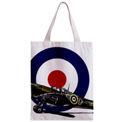 Spitfire And Roundel Classic Tote Bag