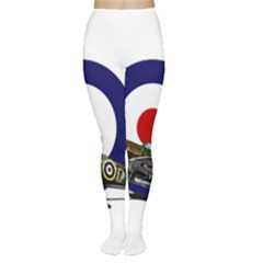 Spitfire And Roundel Tights
