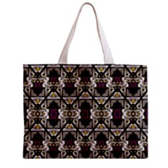 Abstract Geometric Modern Seamless Pattern Tiny Tote Bag