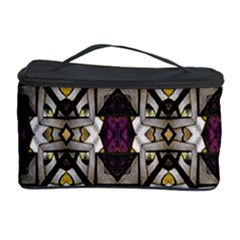 Abstract Geometric Modern Seamless Pattern Cosmetic Storage Case