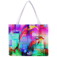 Tim Henderson Dolphins Tiny Tote Bag