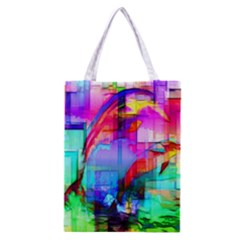 Tim Henderson Dolphins Classic Tote Bag