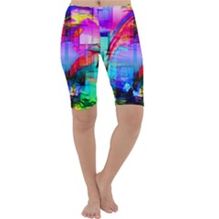 Tim Henderson Dolphins Cropped Leggings