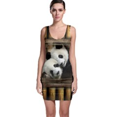 Panda Love Bodycon Dress