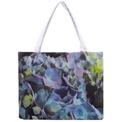 Blue And Purple Hydrangea Group Tiny Tote Bag