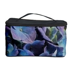 Blue and Purple Hydrangea Group Cosmetic Storage Case