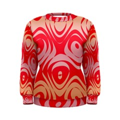 Gradient shapes Sweatshirt