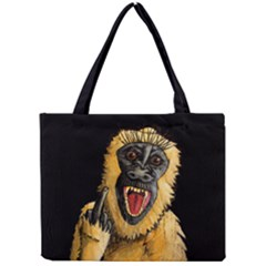 Monkey Bastard Tiny Tote Bag