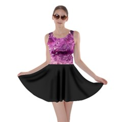 Amethyst Stone Of Healing Skater Dress