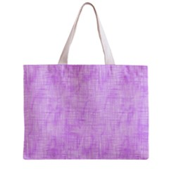 Hidden Pain In Purple Tiny Tote Bag
