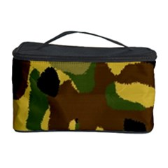 Camo Pattern  Cosmetic Storage Case
