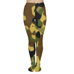 Camo Pattern  Tights