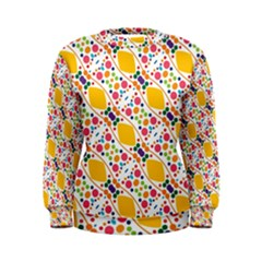 Dots And Rhombus Sweatshirt