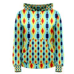 Yellow chains pattern Pullover Hoodie