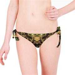 Tribal Jungle Print Bikini Bottom