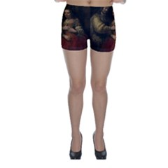 Jewish Bride Skinny Shorts