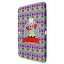Cupcake with Cute Pig Chef Samsung Galaxy Tab 3 (10.1 ) P5200 Hardshell Case  View3