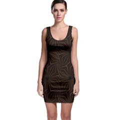 Tribal Geometric Vintage Pattern  Bodycon Dress