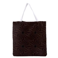 Tribal Geometric Vintage Pattern  Grocery Tote Bag