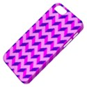 Modern Retro Chevron Patchwork Pattern Apple iPhone 5 Classic Hardshell Case View4