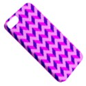 Modern Retro Chevron Patchwork Pattern Apple iPhone 5 Classic Hardshell Case View5