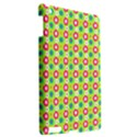 Cute Floral Pattern Apple iPad 3/4 Hardshell Case View2