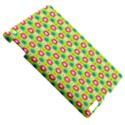 Cute Floral Pattern Apple iPad 3/4 Hardshell Case View5