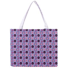 Cute Floral Pattern Tiny Tote Bag