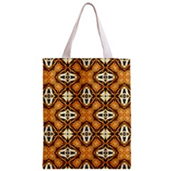 Faux Animal Print Pattern Classic Tote Bag