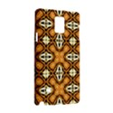 Faux Animal Print Pattern Samsung Galaxy Note 4 Hardshell Case View3