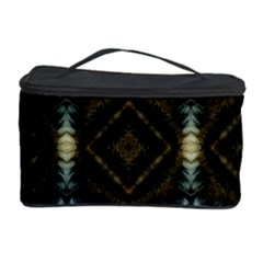 Faux Animal Print Pattern Cosmetic Storage Case