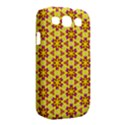 Cute Pretty Elegant Pattern Samsung Galaxy S III Classic Hardshell Case (PC+Silicone) View2