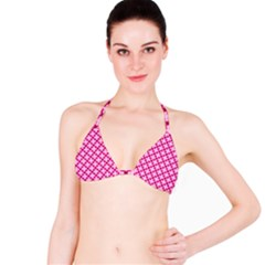 Cute Pretty Elegant Pattern Bikini Top